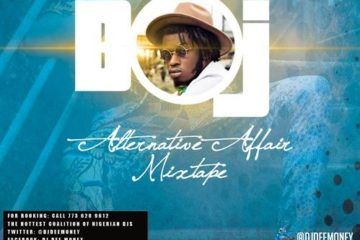 Dj Dee Money BOJ Alternative Affair feat
