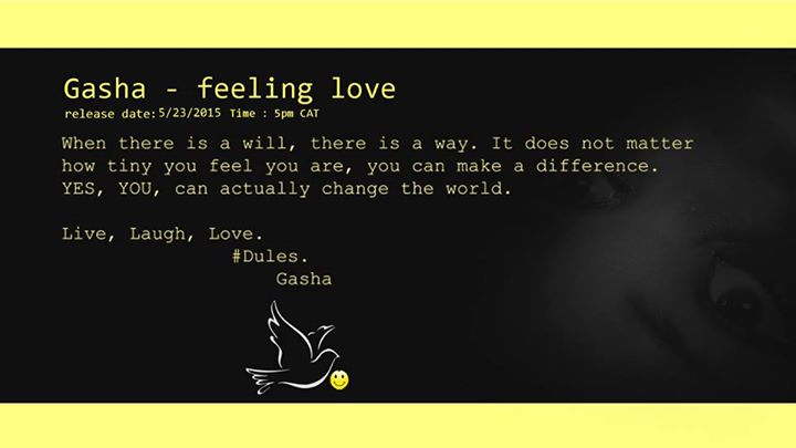 Gasha Feeling Love Video