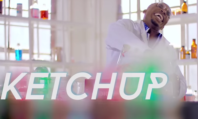 Ketchup Enjoy Yourself Video