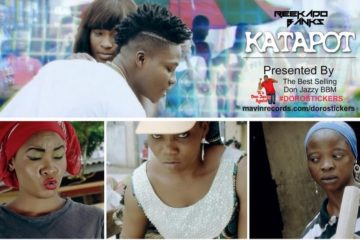 Reekado Banks Katapot Video feat