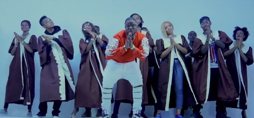 VIDEO PREMIERE: Skales - Ijo Ayo ft. Olamide - njo