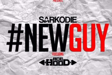 Sarkodie Ace Hood New Guy Art