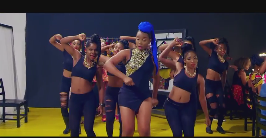 VIDEO: Yemi Alade - Pose ft. Mugeez (R2Bees)