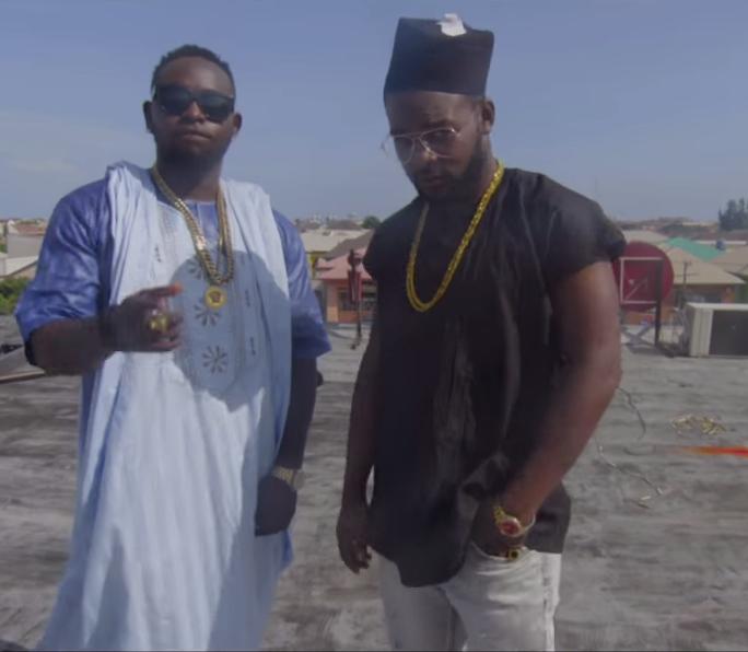 VIDEO: Omo Akin Ft. Falz - Ewodi Remix | Warritatafo.com