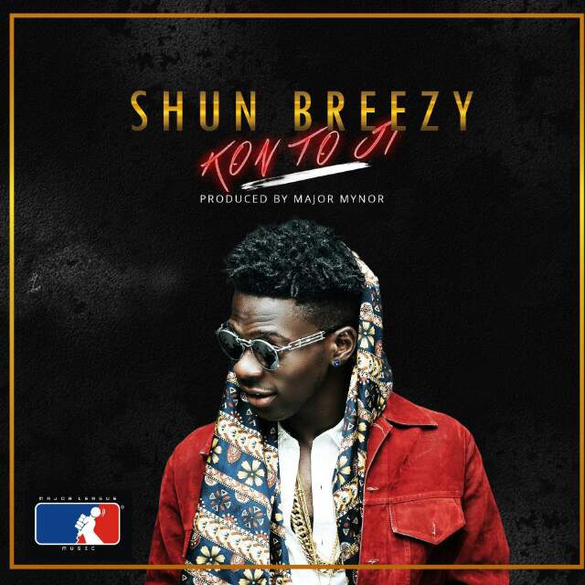 Shun Breezy - Kon To Ji-ART