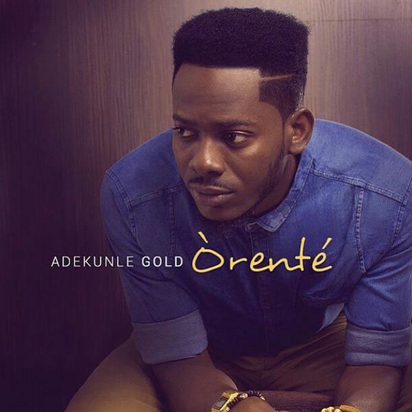 Adekunle Gold's 'Orente' Video Reaches One Million Views On Youtube