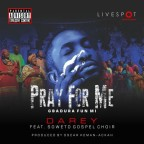 Darey - Pray For Me Art