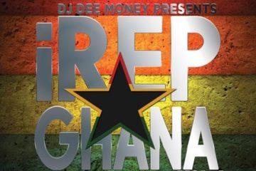 Dj Dee Money iRep Ghana Vol 4 feat
