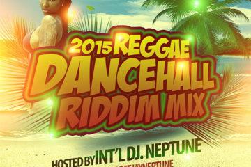 Dj Neptune Reggae Mix