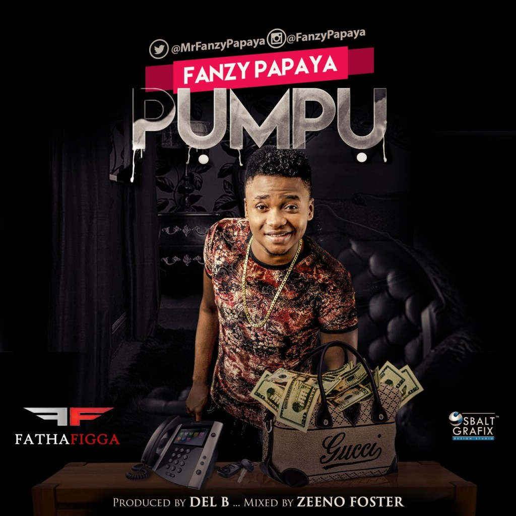 Fanzy Papaya - Pumpu (prod. Del B)