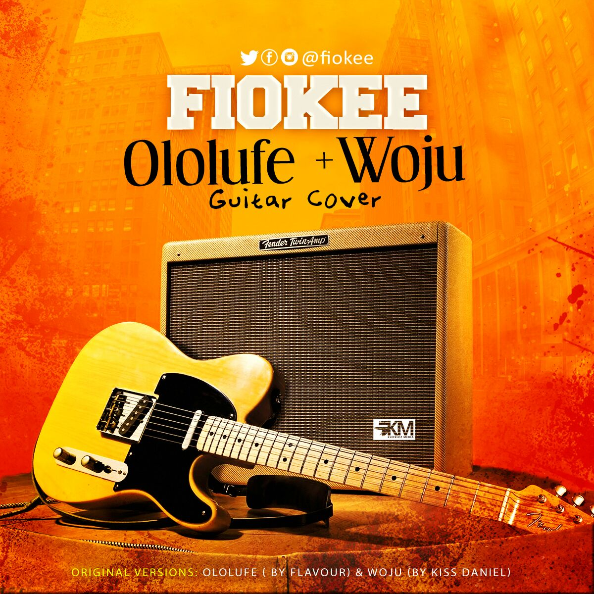 Fiokee - Guitar Covers [ART]