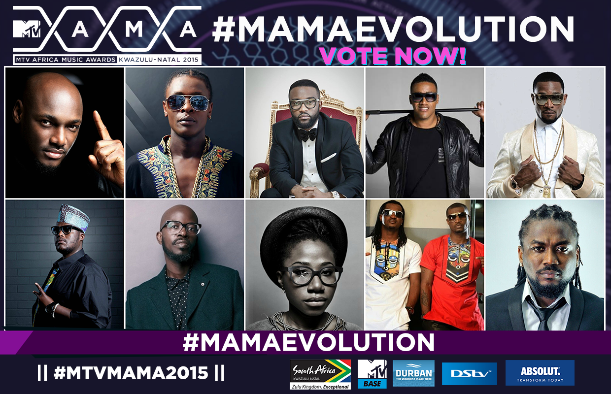 MTV MAMA Evolution