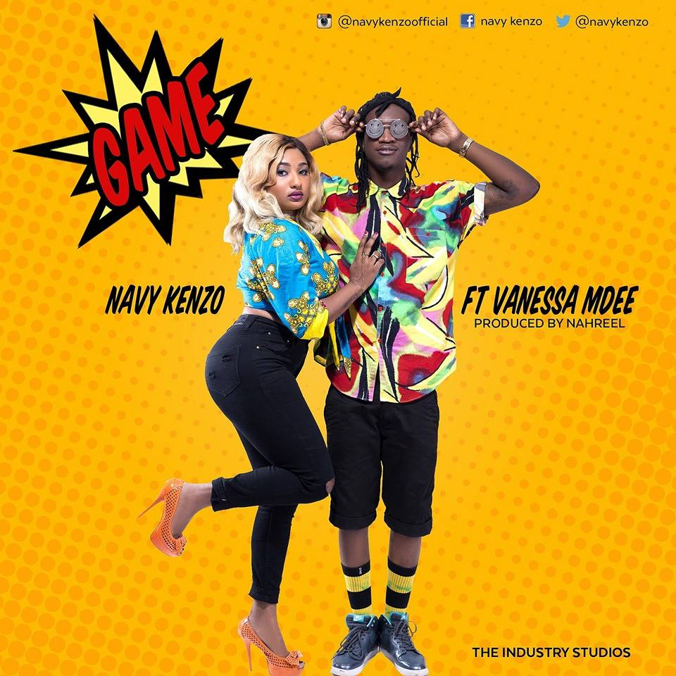 VIDEO: Navy Kenzo ft. Vanessa Mdee - Game