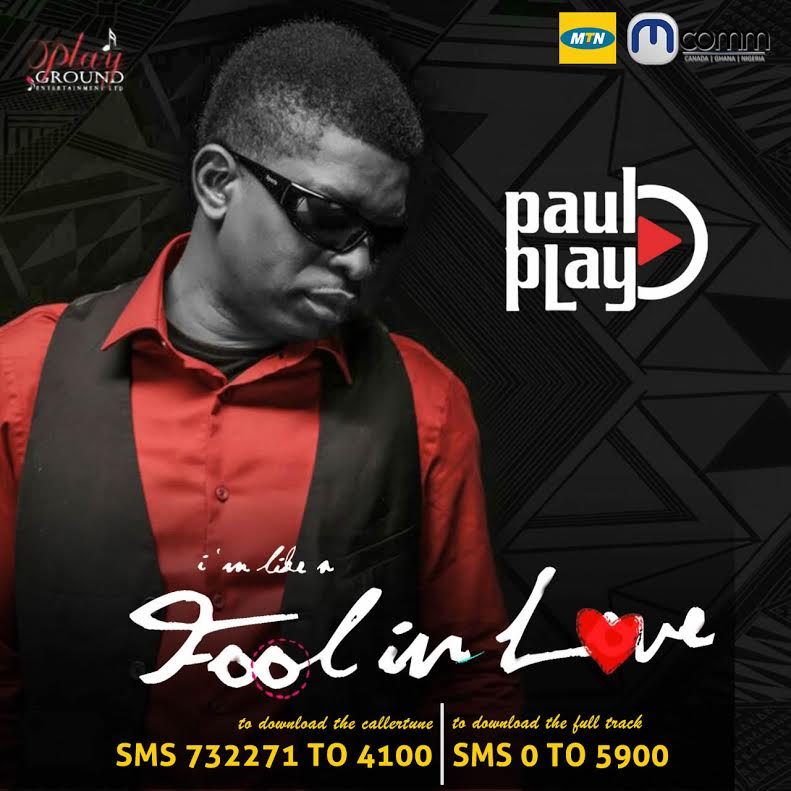 VIDEO: Paul Play Dairo - Fool In Love