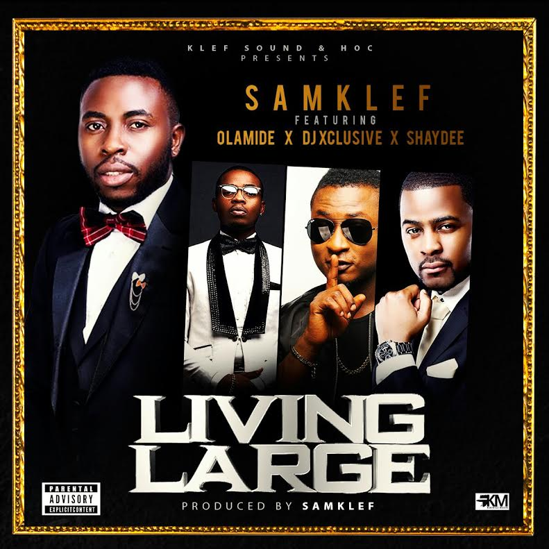 Samklef Living Large Art