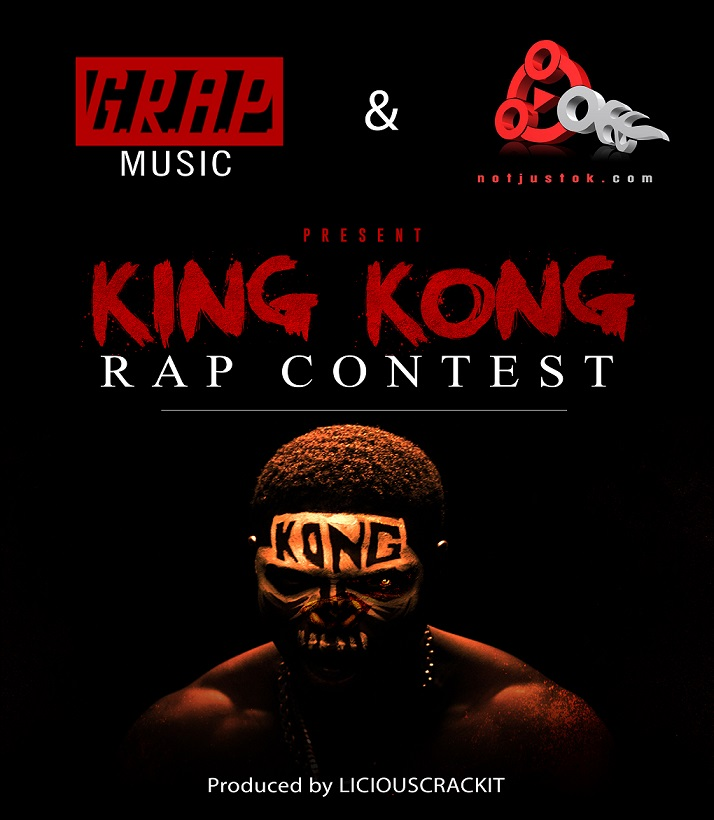 King Kong Rap Contest: Top 10 Finalists Released. Voting Starts NOW!