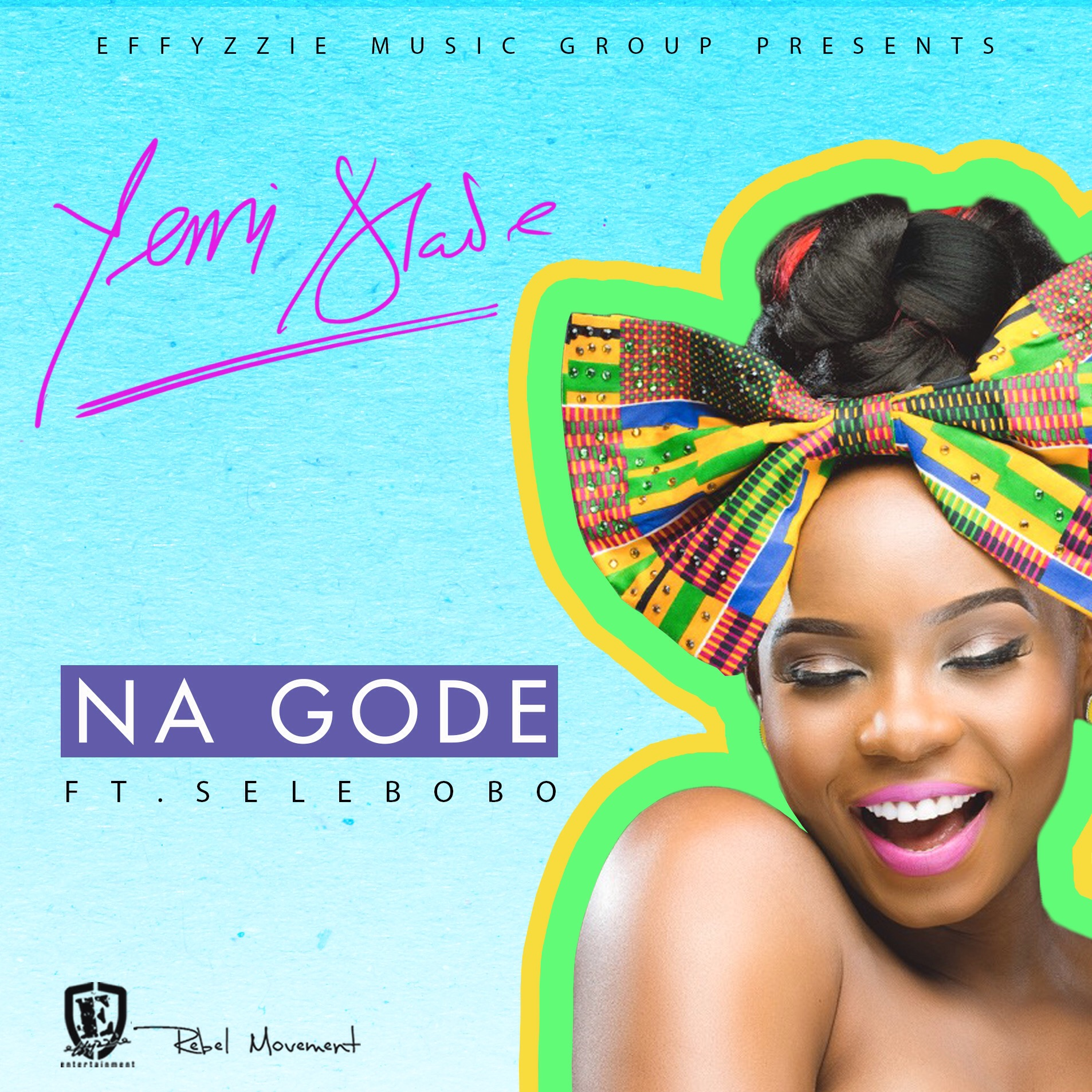 Yemi Alade - Na Gode [Single Art]