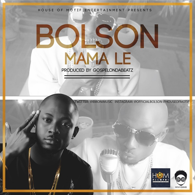 Bolson - Mama Le - Artwork