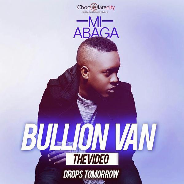 VIDEO PREMIERE: M.I Abaga ft Runtown, Phyno & Stormrex - Bullion Van