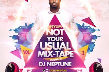 Dj Neptune NotYourUsualMixtape Vol 2