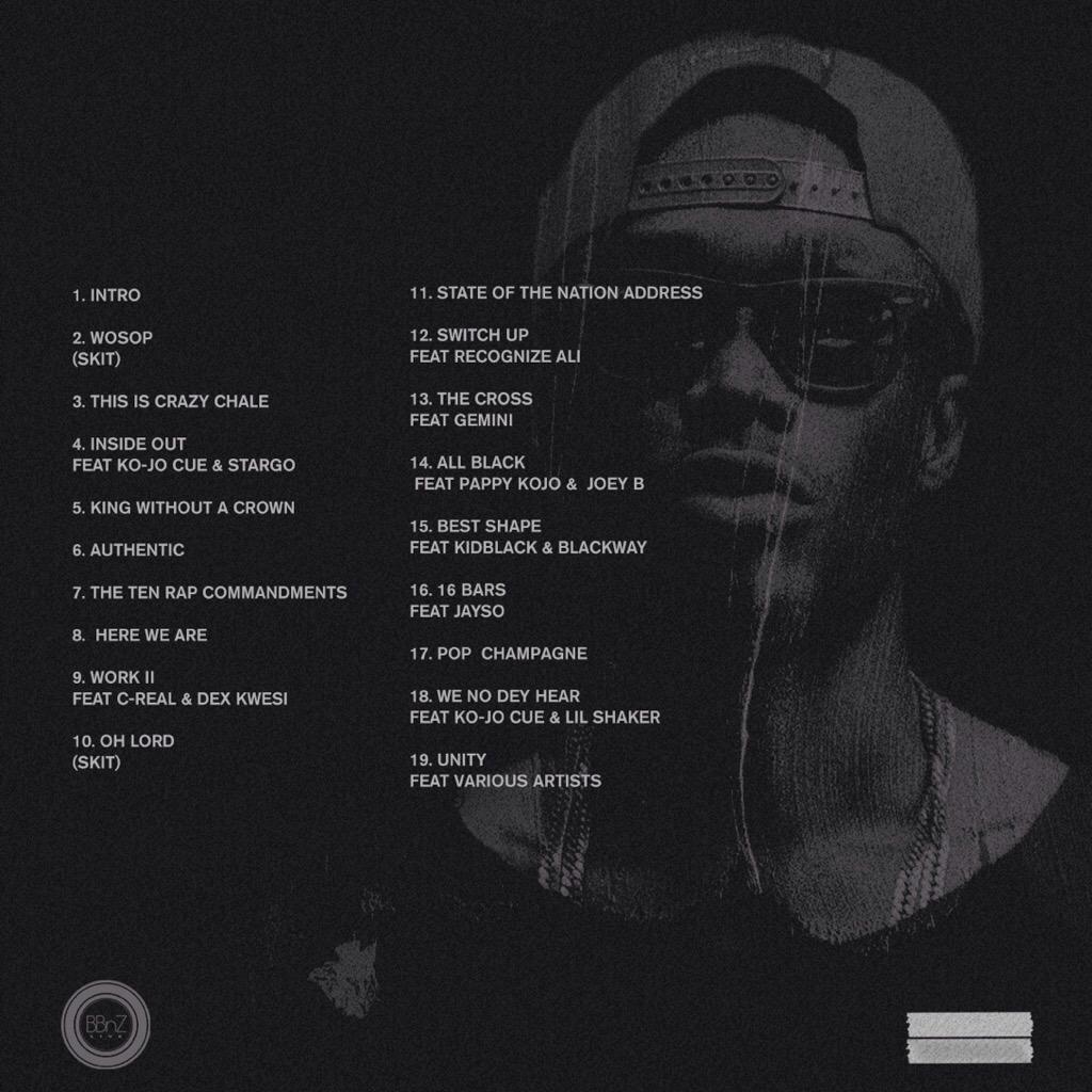 E.L B.A.R 2 Tracklist