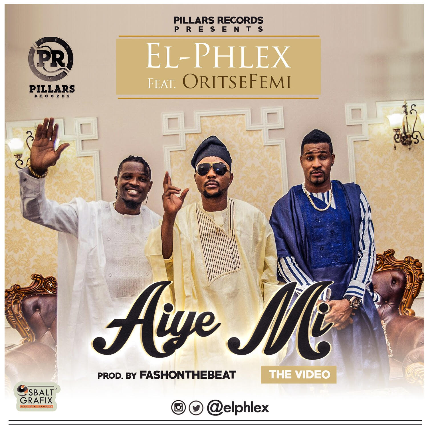 VIDEO: El Phlex ft. Oritsefemi - Aiye Mi