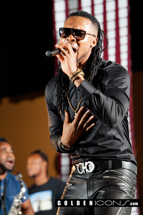 VIDEO: Flavour Live In Houston