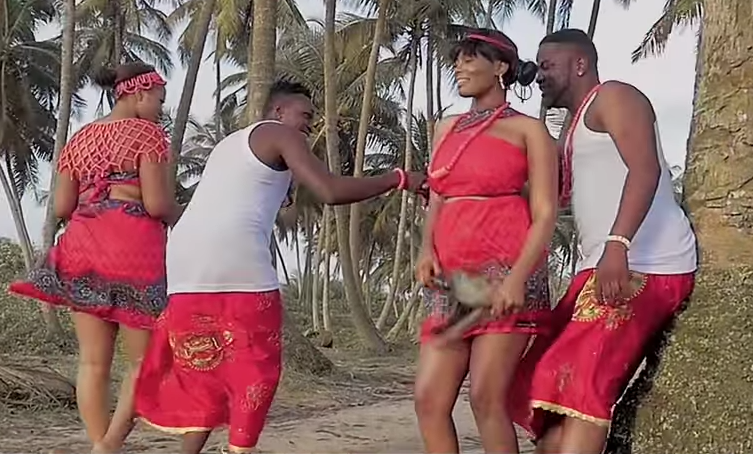 VIDEO: Kenny Wonder - Nwayioma ft. Skales