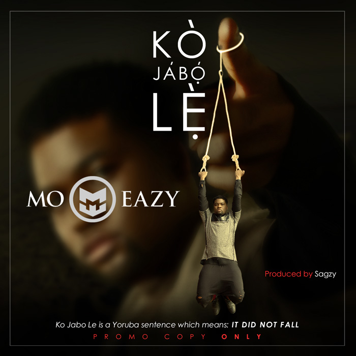 Mo Eazy - Ko Jabo Le (prod. Sagzy)