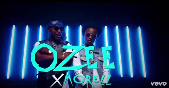 VIDEO: Ozee ft. Morell - Gigye (Dance)