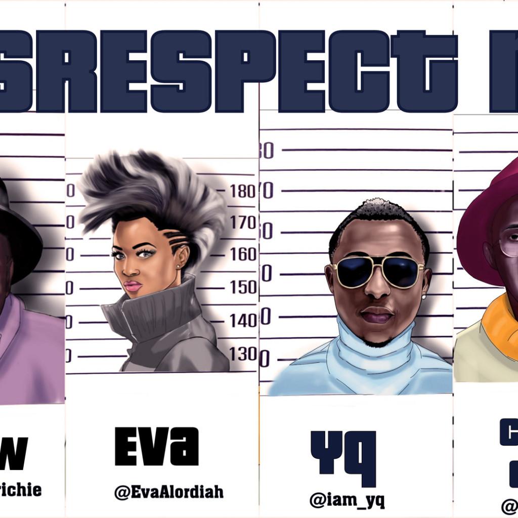 Drew - Disrespect Strat