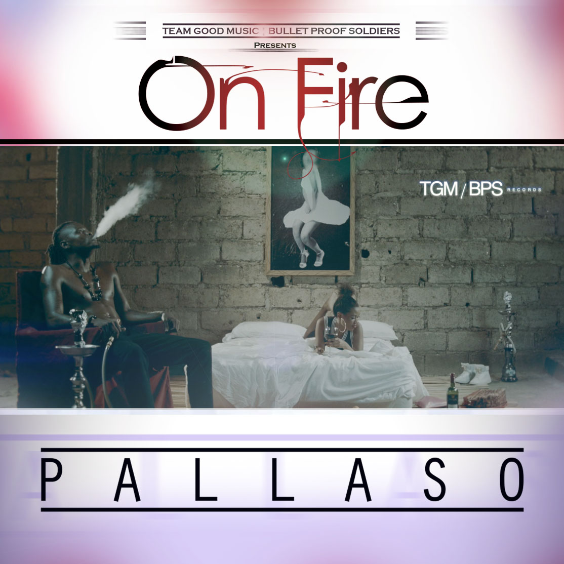 VIDEO: Pallaso - On Fire