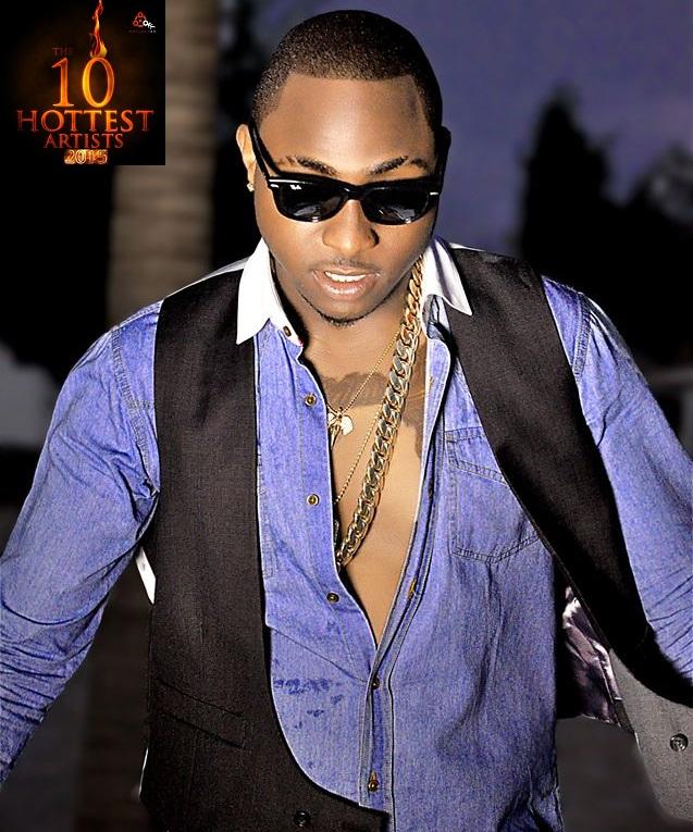 The 10 Hottest Artists In Nigeria 2015: #3 - Davido