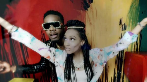 VIDEO: Di'Ja ft. Patoranking - Falling For You