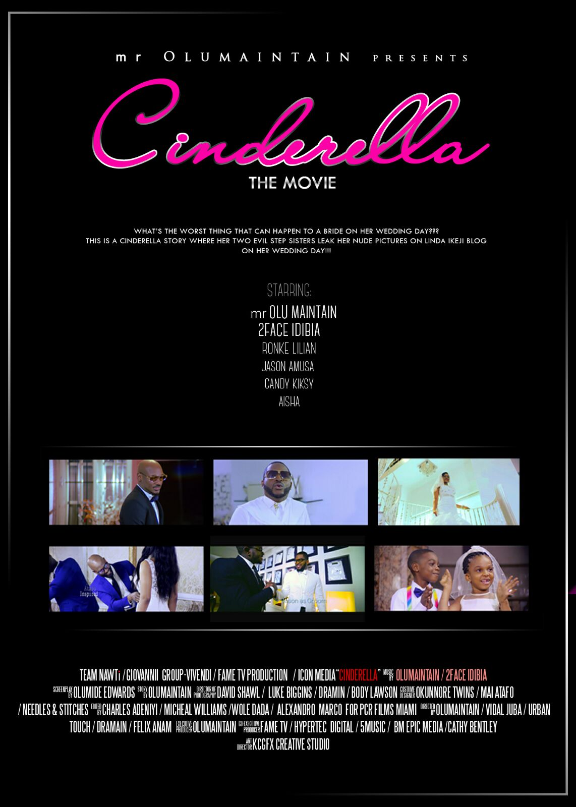 VIDEO: Olu Maintain ft. 2face Idibia - Cinderella