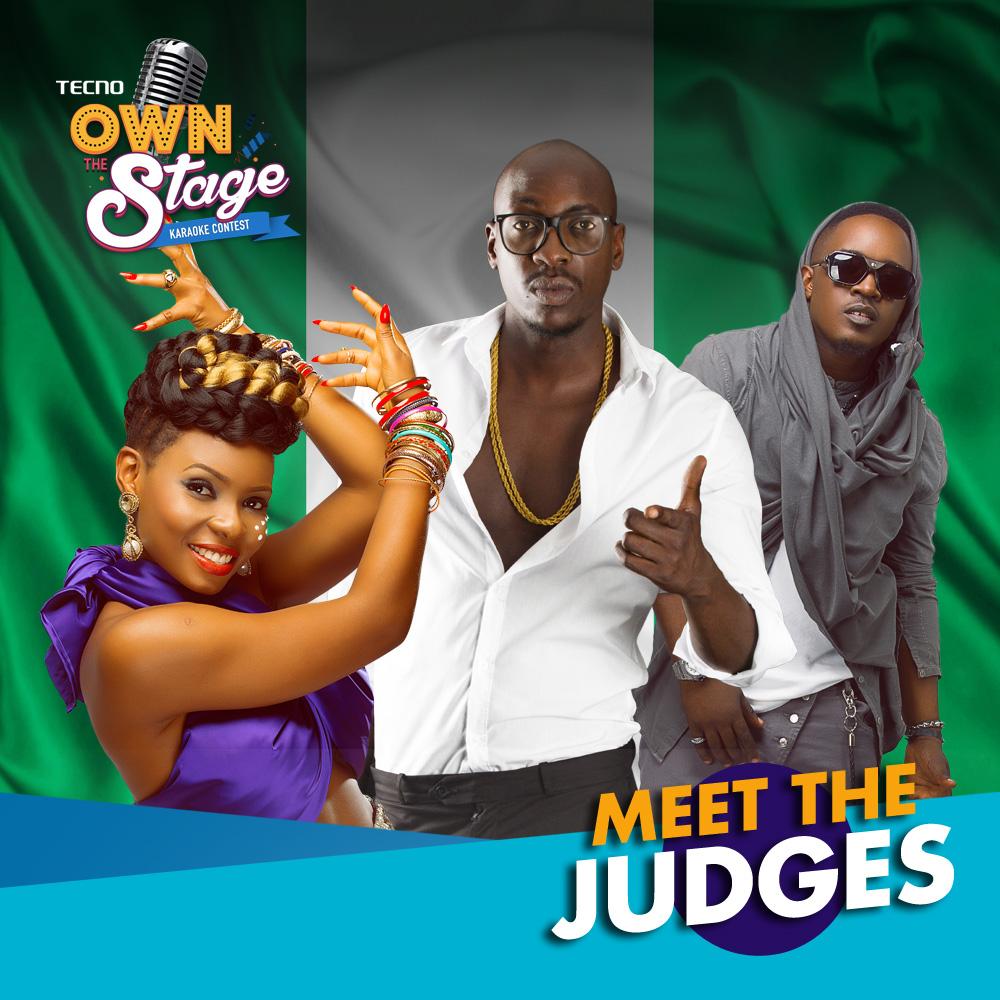 africa magic the voice nigeria judges 1