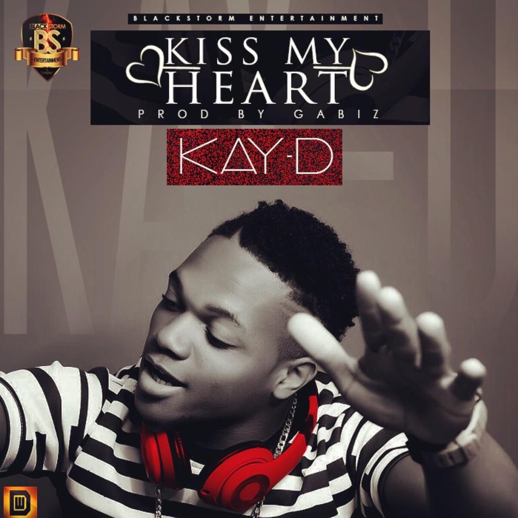 VIDEO: Kay D - Kiss My Heart