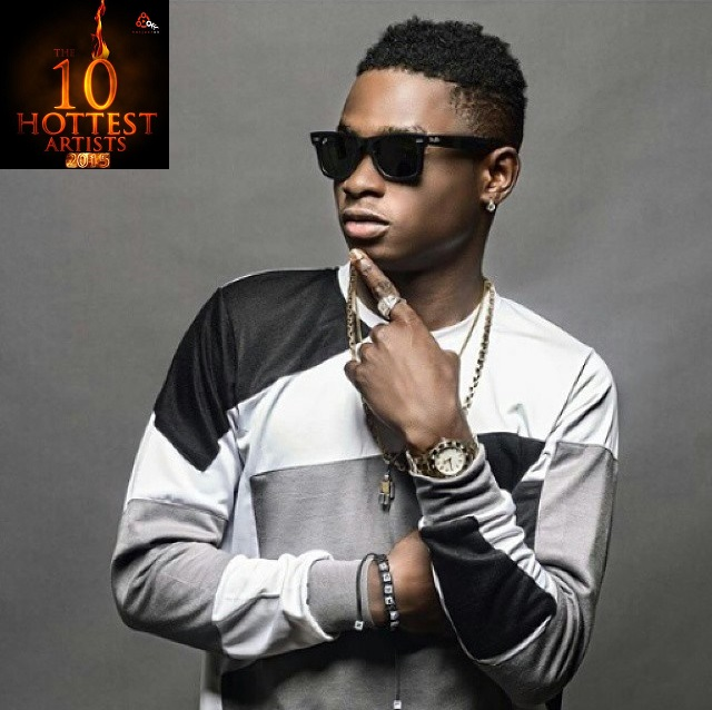 The 10 Hottest Artists In Nigeria 2015: #4 - Lil Kesh