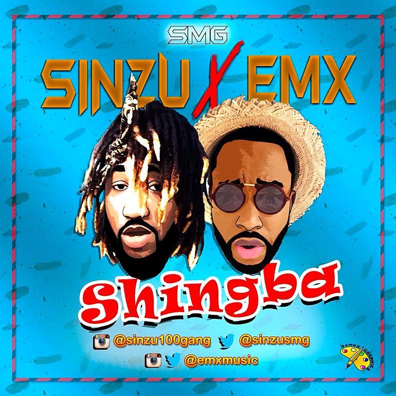 Sinzu x emx shingba notjustok for Upbeat house music