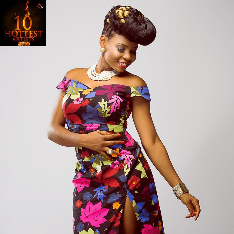 The 10 Hottest Artists In Nigeria 2015: #6 - Yemi Alade