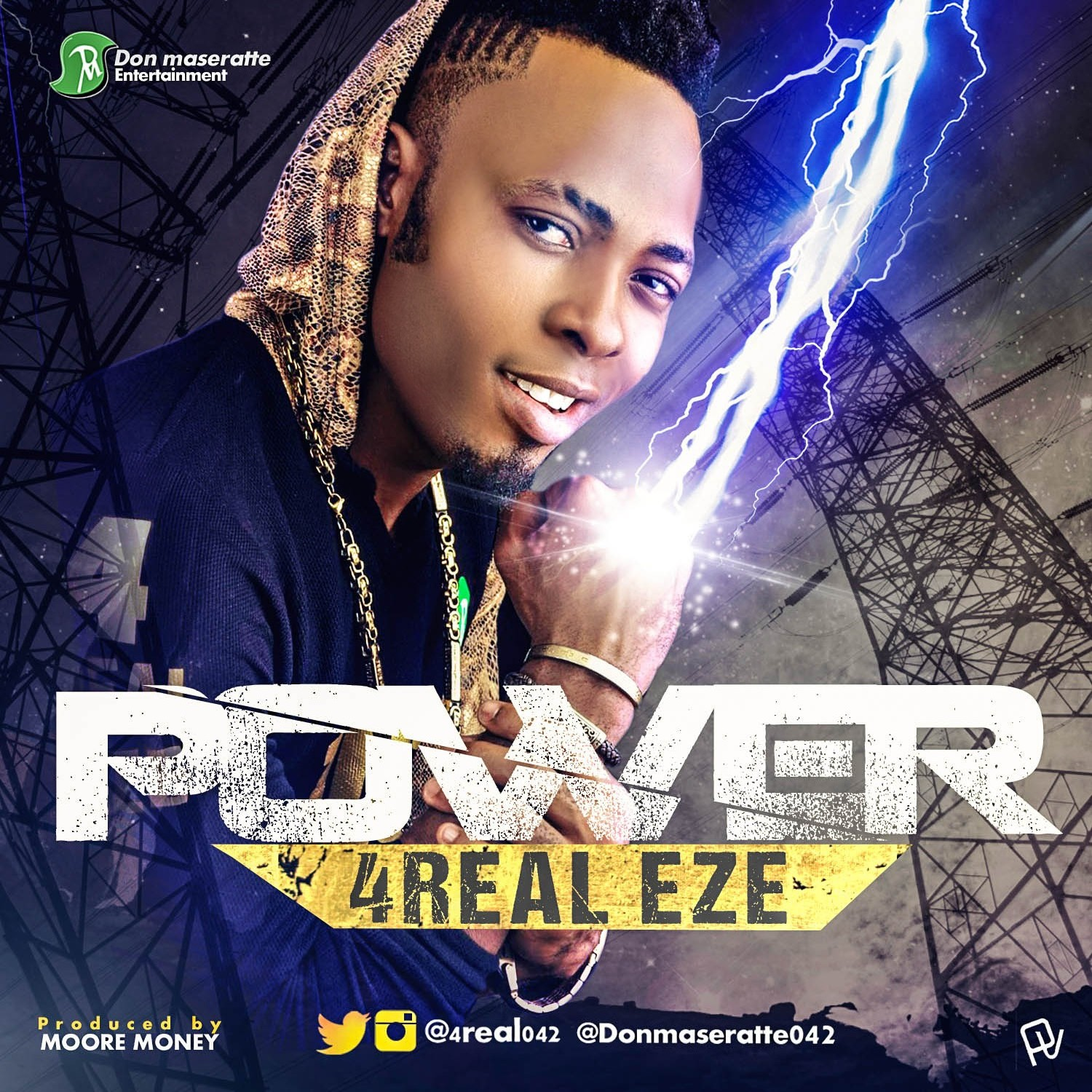 4Real Eze - Power (Jehovah)