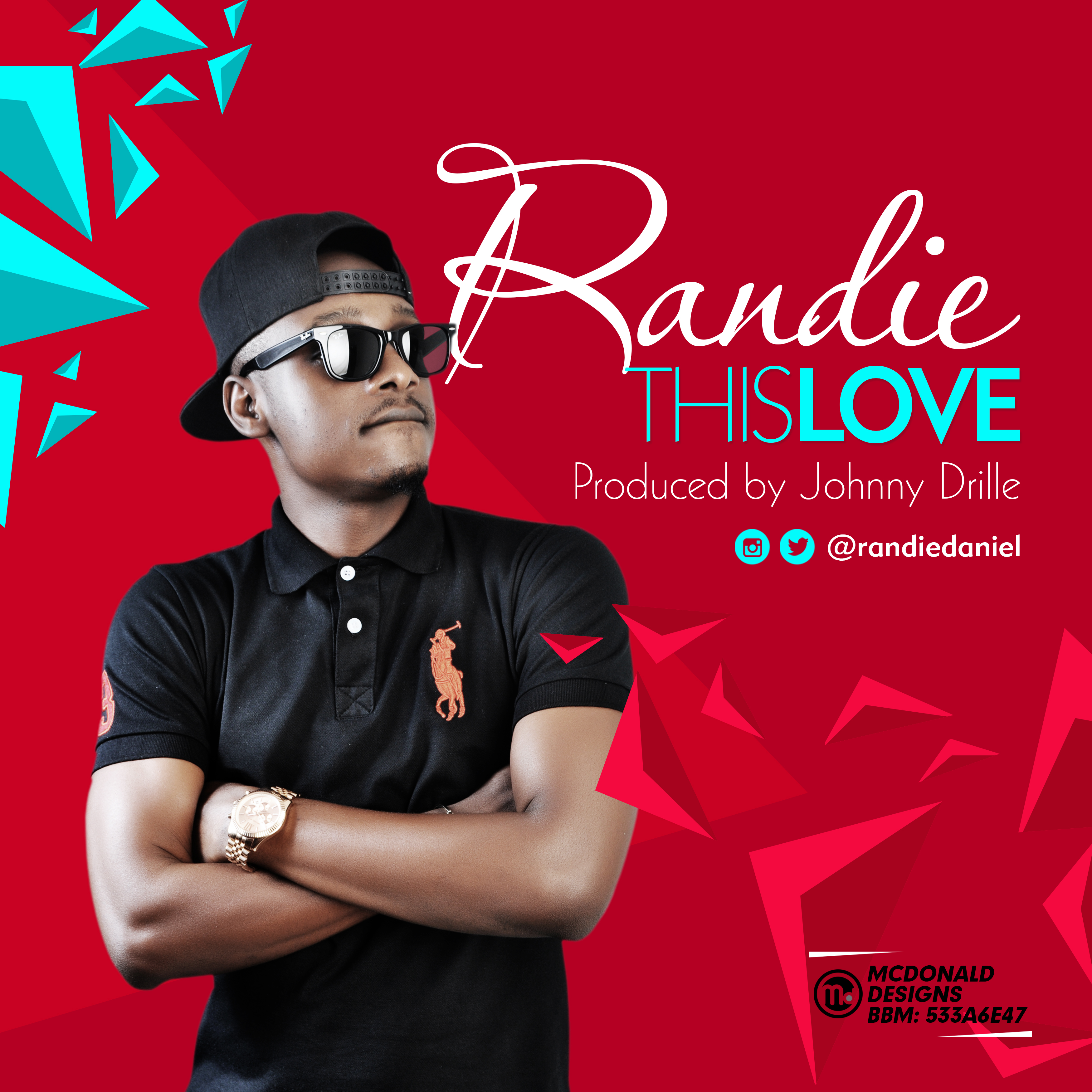 Randie - This Love (Prod. By Johnny Drille)