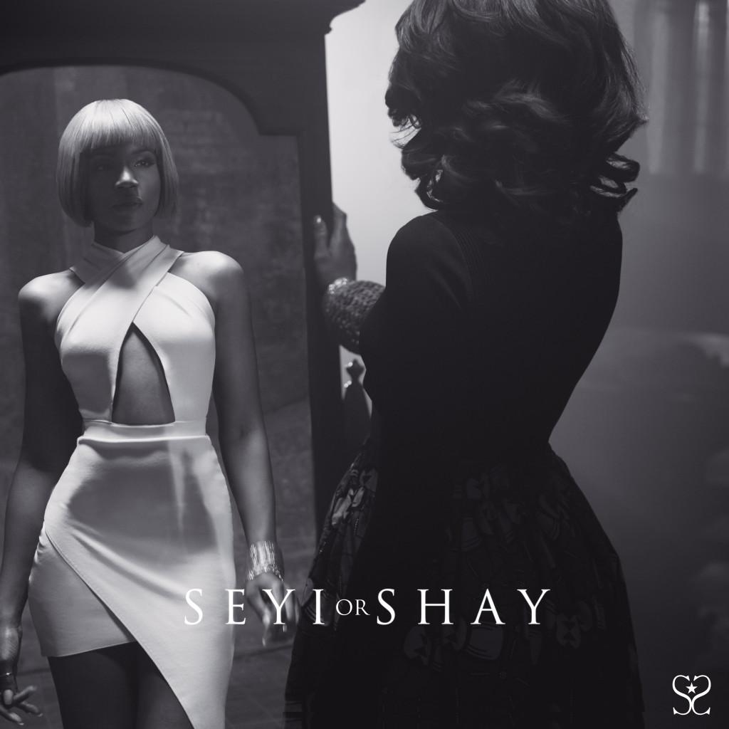 "Seyi Shay Unveils Debut Album Art ""Seyi Or Shay"""