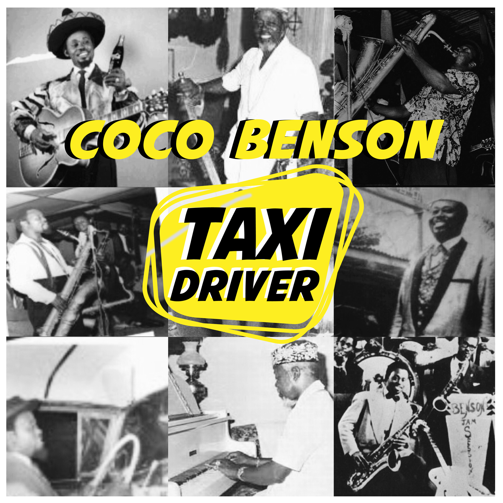 Coco Benson - Taxi Driver (Prod. By Tee-Y Mix)