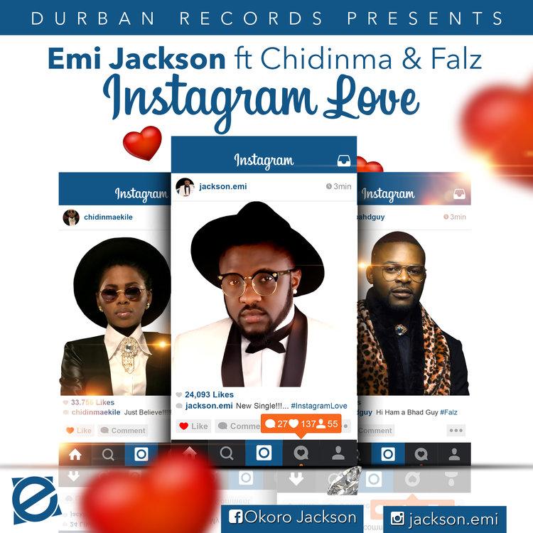 Emi Jackson ft. Falz x Chidinma - Instagram Love