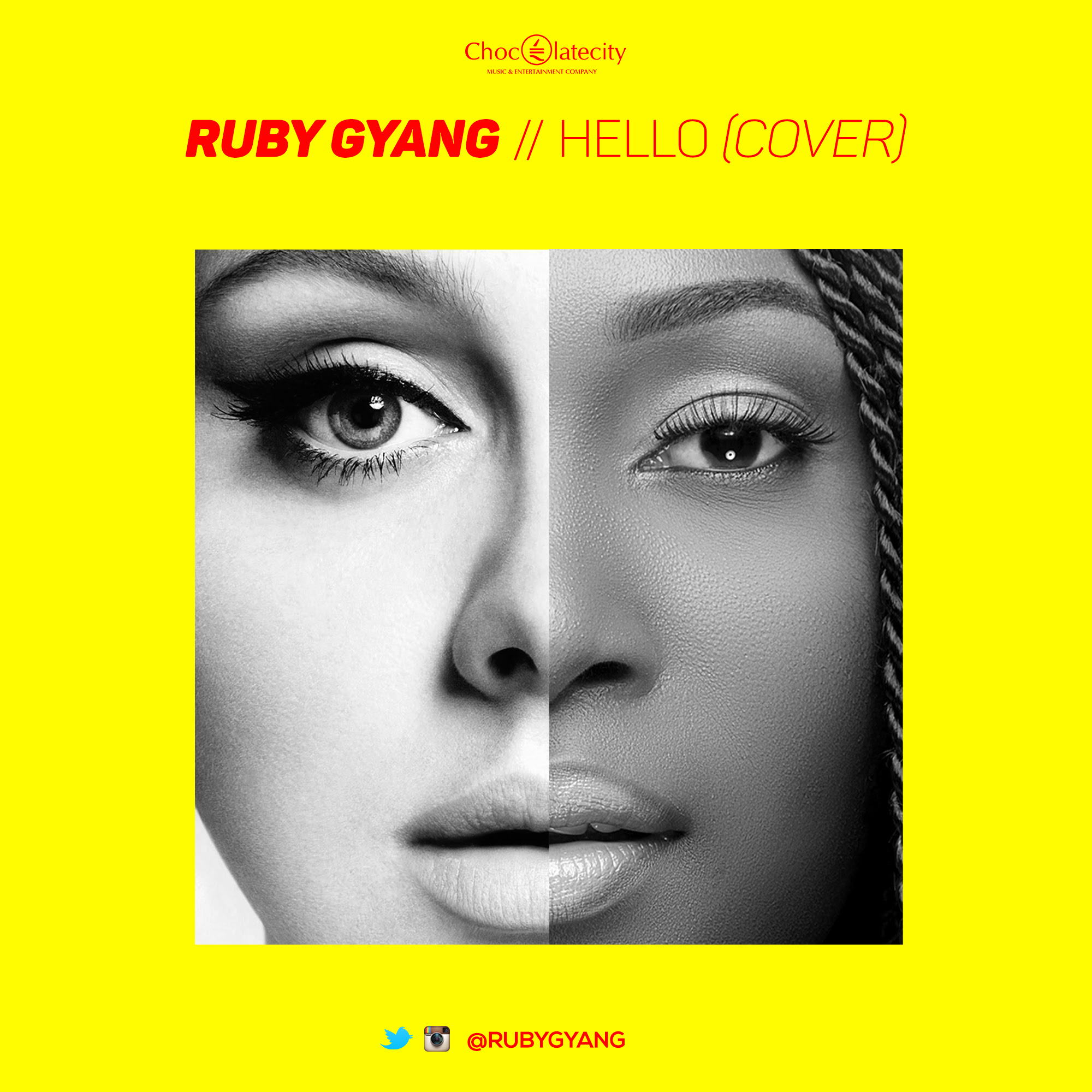 Ruby Gyang - Hello (Adele Cover) - Latest Naija Nigerian
