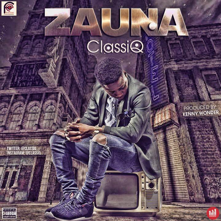 ClassiQ - Zauna (Prod. Kenny Wonder)