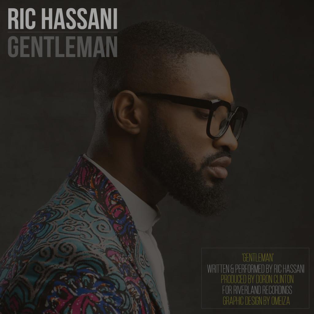 Ric Hassani - Gentleman (Prod. Doron Clinton)