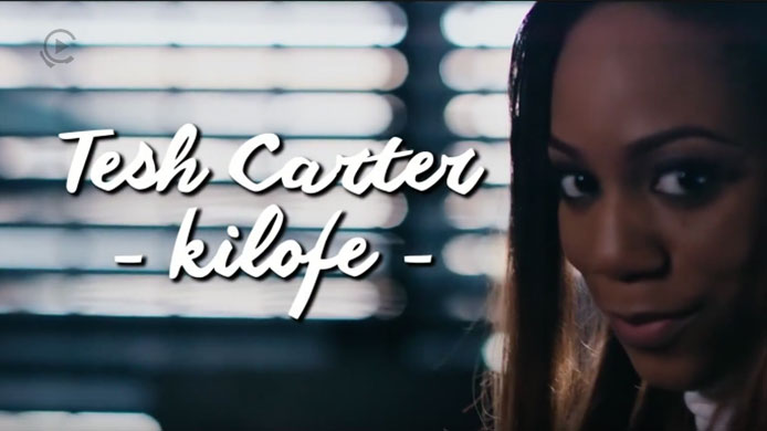 VIDEO: Tesh Carter - Kilofe | Hotline Bling (Cover)
