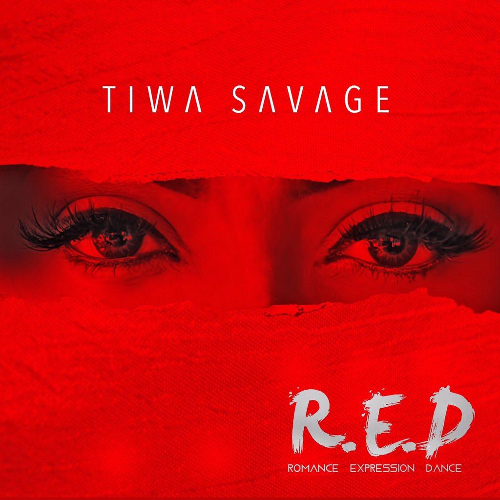 Tiwa Savage RED